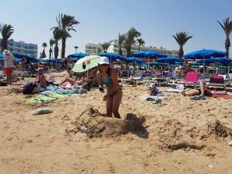Loving the sands