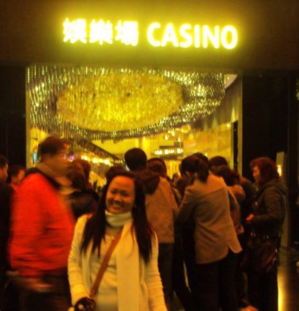 Of coarse the casino is the highlight destination for those who comes in Macau. It's like the mini Vegas of Asia at that time.
