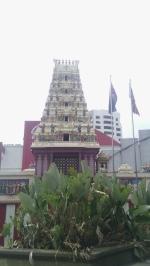 An Indian church/temple