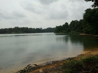 My Ritchie reservoir